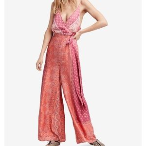 Cabbage Rose Jumpsuit by Free People